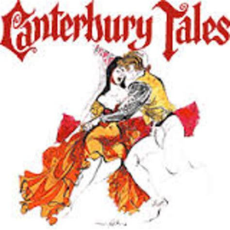 Literary analysis characterization the canterbury tales